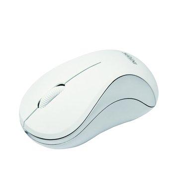 INTOPIC 廣鼎MS-069飛碟有線光學鼠/USB(白)