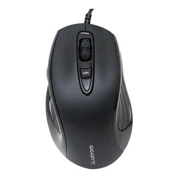 GIGABYTE 技嘉 M6880X雷射遊戲滑鼠/USB(黑)