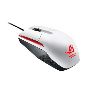 ASUS 華碩ROG SICA 電競滑鼠/USB(白)