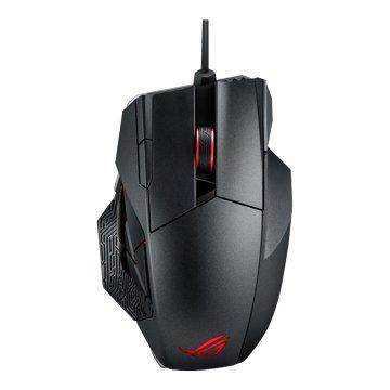 ASUS 華碩ROG Spatha 有線/無線雷射電競滑鼠