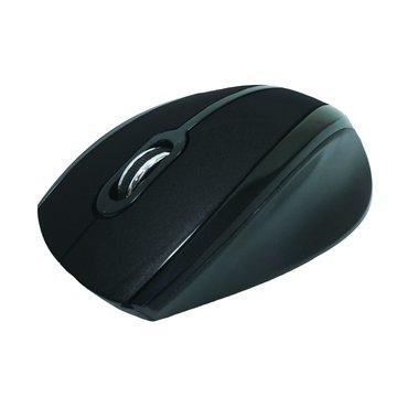 iCooby M0904BB光學滑鼠/USB(皮革黑)