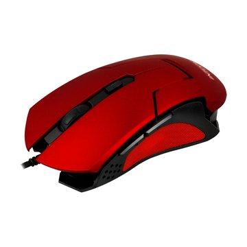 INTOPIC 廣鼎MSG-083-RD光學鼠/USB(紅)