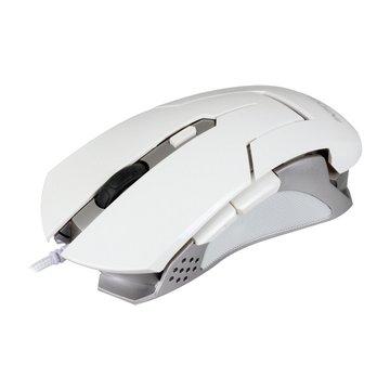 INTOPIC 廣鼎MSG-083-W光學鼠/USB(白)
