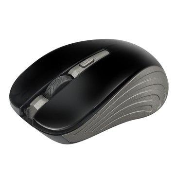 INTOPIC 廣鼎 MSW-600-BK 2.4G無線光學鼠(黑)