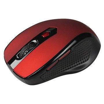 INTOPIC 廣鼎 MSW-580-RD無線光學鼠(紅)