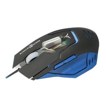 FOXXRAY FXR-BM-20-BL電競滑鼠(藍)