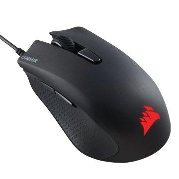CORSAIR 海盜船 HARPOON RGB 電競滑鼠/USB(黑)