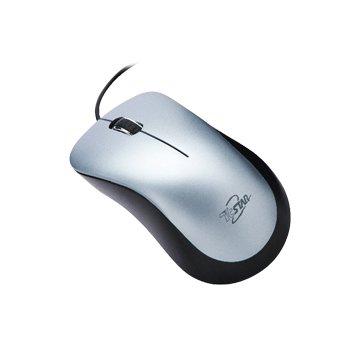 T.C.STAR TCN135有線光學滑鼠/USB(灰)