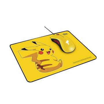RaZER 皮卡丘限定款 滑鼠+滑鼠墊套裝