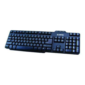 WINTEK 文鎧 黑/WK650獵豹背光遊戲鍵盤/USB(福利品出清)