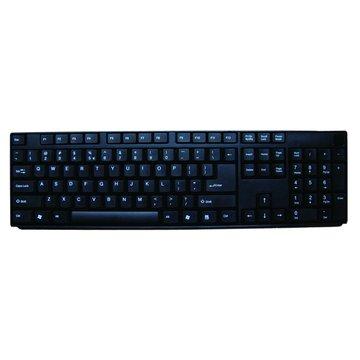 WINTEK 文鎧 黑/WK560U仿機械式鍵盤/USB(福利品出清)