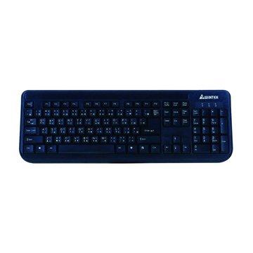 WINTEK 文鎧WK850P-2黑郎君防水鍵盤/PS2(黑)
