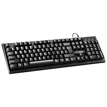 T.C.STAR TCK548 有線鍵盤/USB(黑)