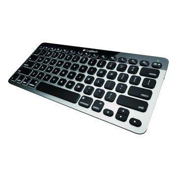 Logitech 羅技 銀黑/K811藍牙鍵盤(福利品出清)