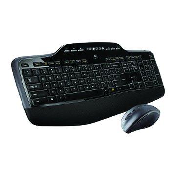 Logitech 羅技 MK710無線鍵鼠組(黑)(福利品出清)