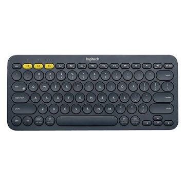 Logitech 羅技K380藍芽多功鍵盤(黑)(福利品出清)