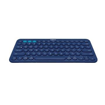 Logitech 羅技 K380藍芽多功鍵盤(藍)(福利品出清)