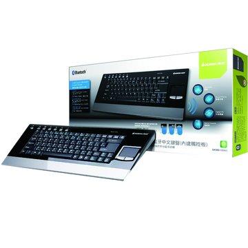IOGEAR 黑/GKM611BW5 藍芽中文鍵盤(福利品出清)