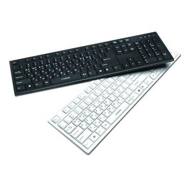i-rocks 艾芮克 KR-6431巧克力鍵盤/USB(黑)(福利品出清)
