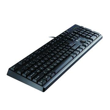 i-rocks 艾芮克KR-6260遊戲鍵盤/USB(黑)