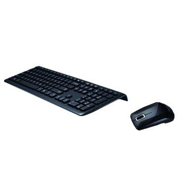 ASUS 華碩 W3000無線鍵鼠組(黑)