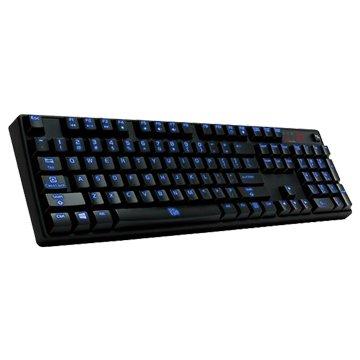 Thermaltake 曜越波塞頓Z(茶軸)全背光機械式鍵盤/USB