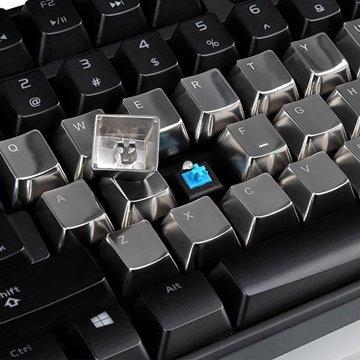 Thermaltake 曜越 機械式鍵盤金屬鍵帽QWER四顆