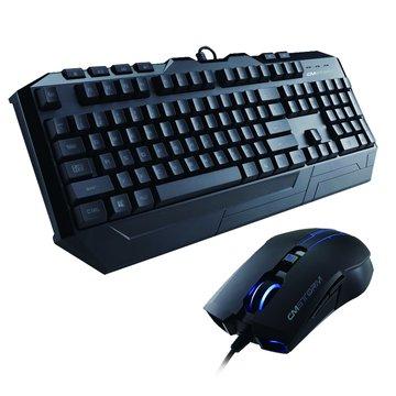 COOLER MASTER 訊凱科技破壞者電競鍵盤滑鼠組/U+U(黑)(福利品出清)