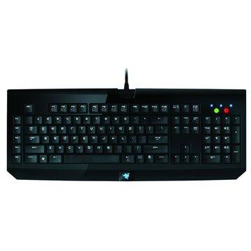 RaZER 黑寡婦機械式鍵盤/USB(福利品出清)