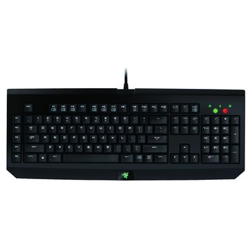 RaZER Blackwidow 2014黑寡婦專業版綠軸機械式鍵盤(福利品)(福利品出清)