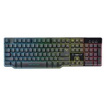 KWORLD C300電競類機械鍵盤-星際重生版/USB