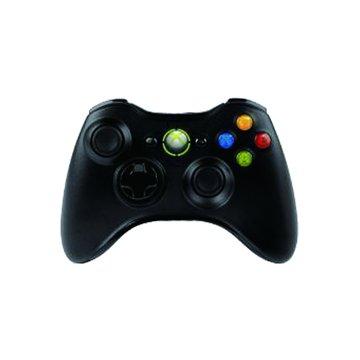 Microsoft 微軟無線遊戲控制器(黑)