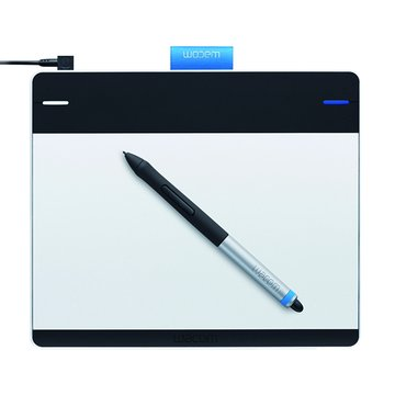 WACOM Intuos 創意版 Pen & Touch Small (CTH-480)