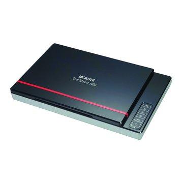 MICROTEK 全友 ScanMaker S460平台式掃描器(含光罩)(福利品出清)