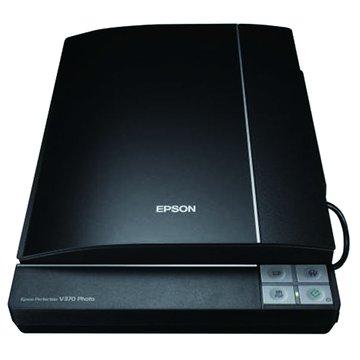 EPSON 愛普生V370 Photo超薄掃瞄器