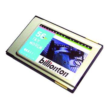 Billionton PCMCIA 56K Modem