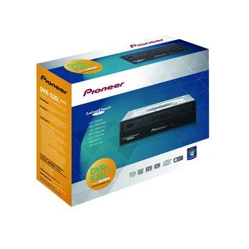 PIONEER 先鋒 DVR-S20LBK/24X/SATA/黑 燒錄機
