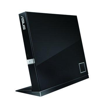ASUS 華碩SBC-06D2X黑/超薄 藍光combo外接燒錄器