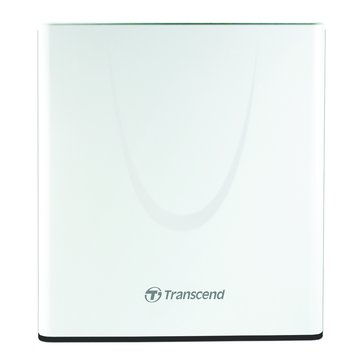 Transcend 創見 TS8XDVDRW/8X/白/Slim 外接燒錄器