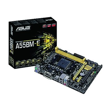 ASUS 華碩 A55BM-E /FM2/A55 主機板