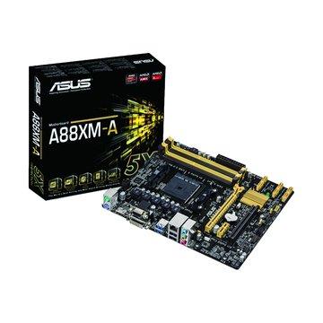 ASUS 華碩 A88XM-A/FM2+/A88X 主機板