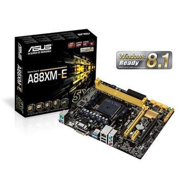 ASUS 華碩A88XM-E / FM2+ / A88X 主機板