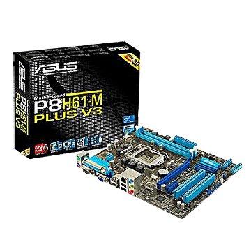 ASUS 華碩 P8H61-M PLUS V3 1155主機板