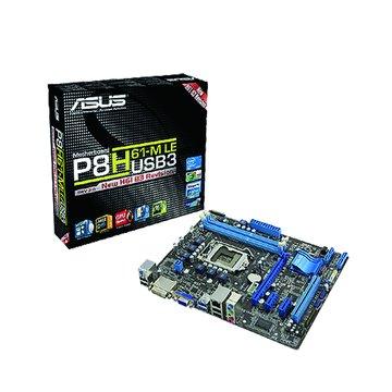 ASUS 華碩 P8H61-M LE/USB3/H61 主機板