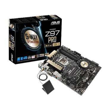 ASUS 華碩 Z97-PRO(WiFi)/USB 3.1/1150/Z97主機板