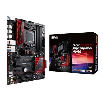 ASUS 華碩 970 PRO GAMING AURA/ AM3+ 主機板