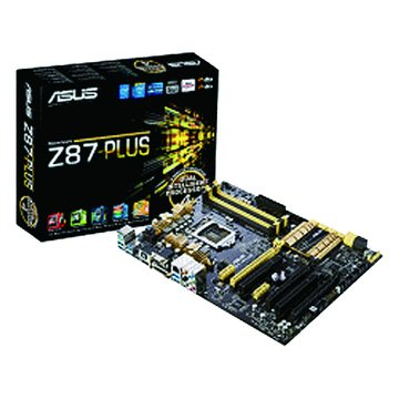 ASUS 華碩 Z87-PLUS/ Z87 主機板