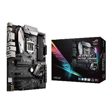 ASUS 華碩 STRIX B250F GAMING註五年