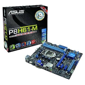 ASUS 華碩 P8H61-M(B3)/H61 主機板