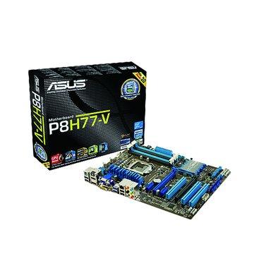 ASUS 華碩 P8H77-V/H77 主機板